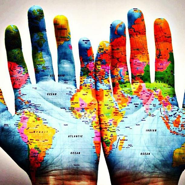 You've Got the Whole World In Your Hands