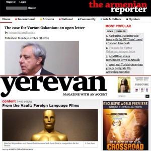 Armenian News
