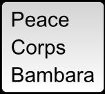 Bambara Peace Corps Course
