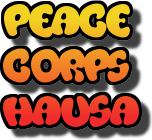 Hausa Peace Corps Course