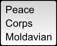 Moldovan Peace Corps Course