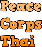 Thai Peace Corps Course