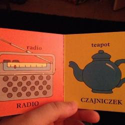 Polish Vocabulary Game